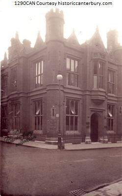 Hammond and Co. Canterbury Bank