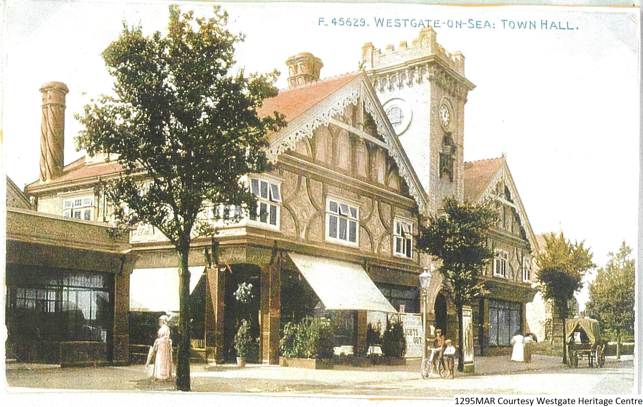 Westgate Town Hall