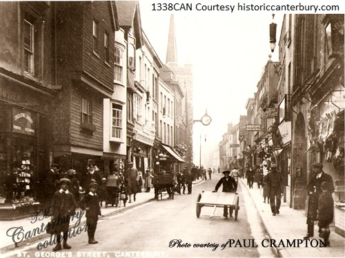 St Georges Street