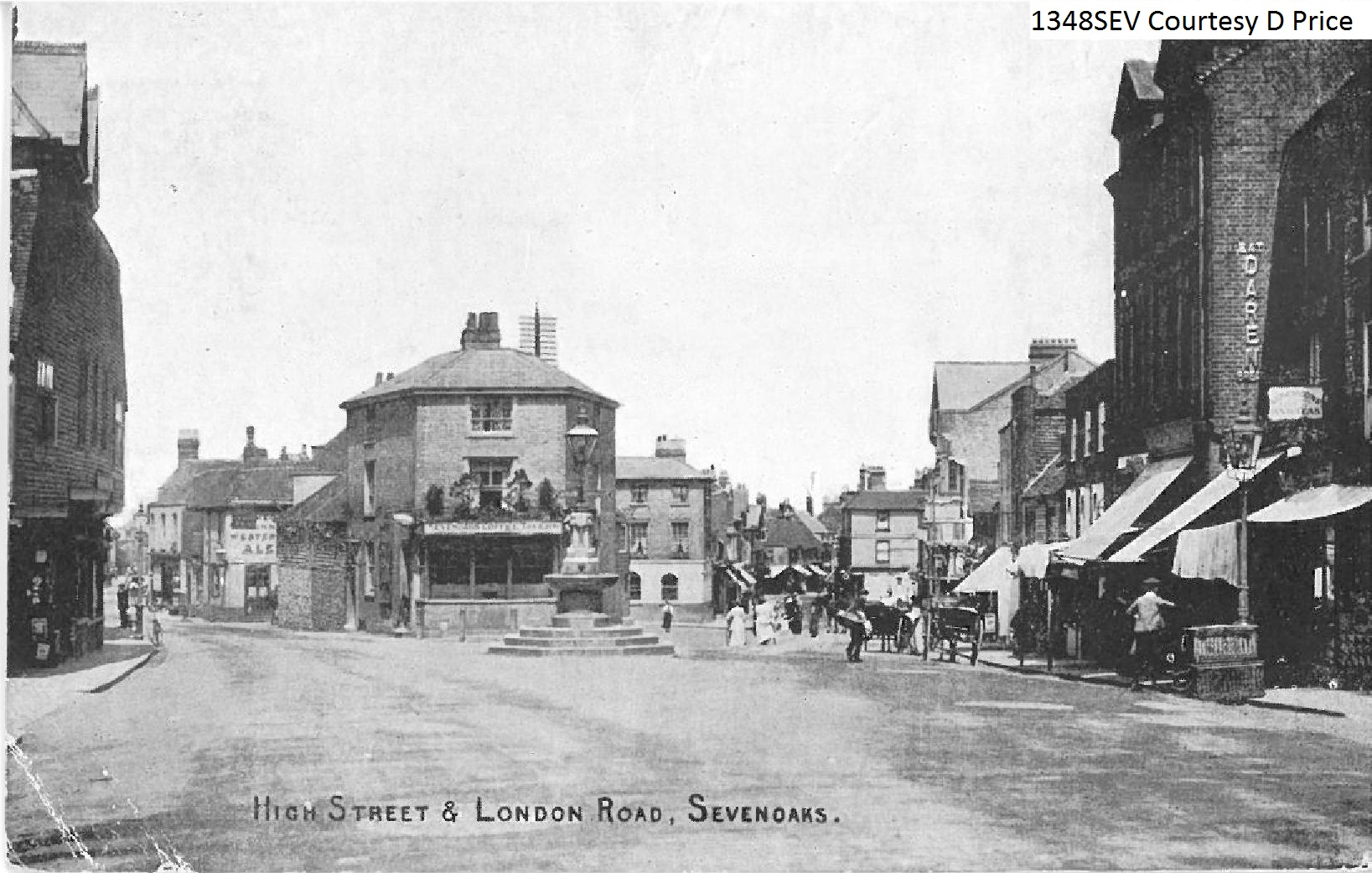 High Street & London Road, Sevenoaks