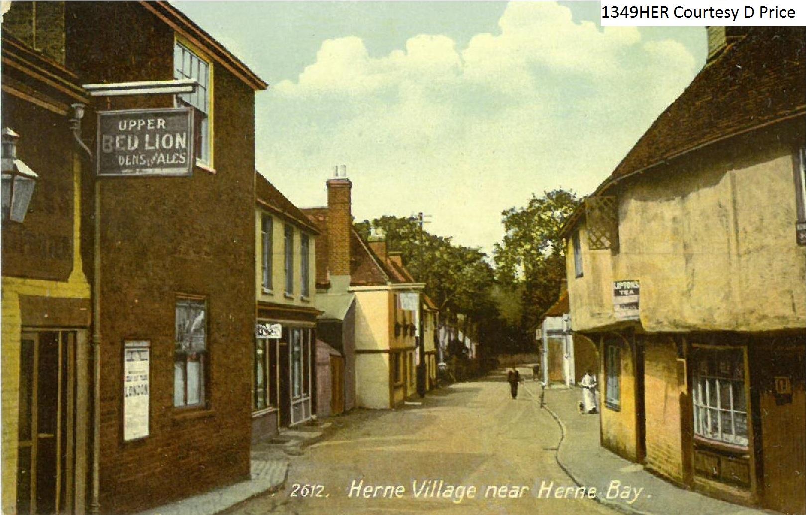 Hearne Village near Hearne Bay
