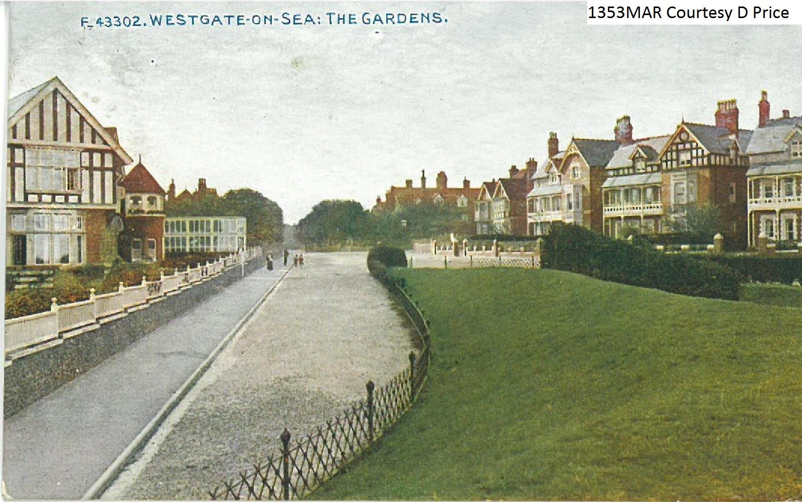 The Gardens, Westgate
