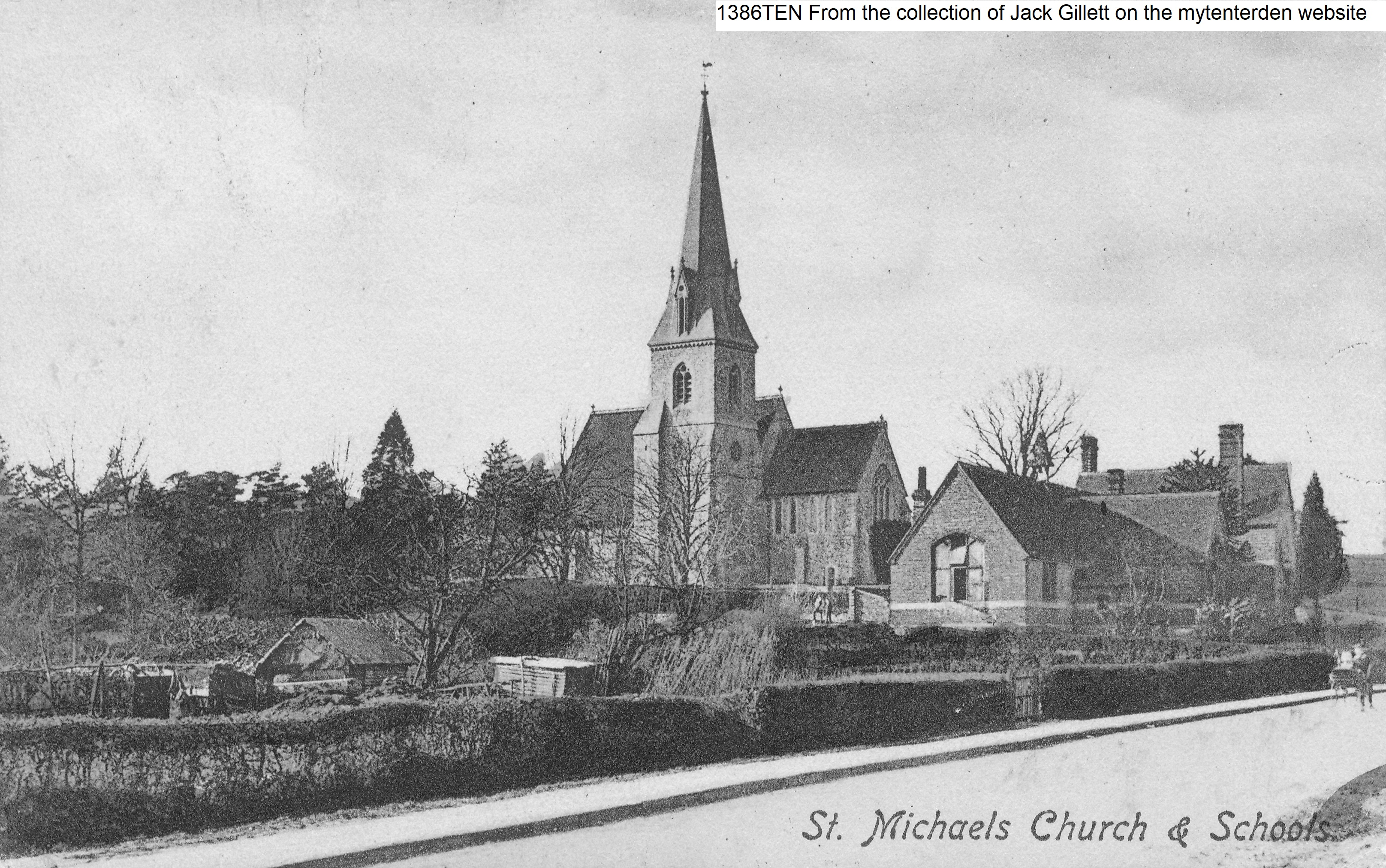 St Michaels Church & Schools