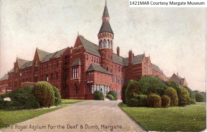 The Royal Asylum for the Deaf and Dumb