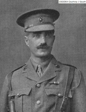 Lieutenant J F Moxham