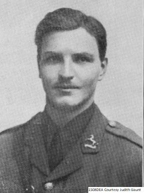 Lieutenant John Theodore St Clair Tisdall