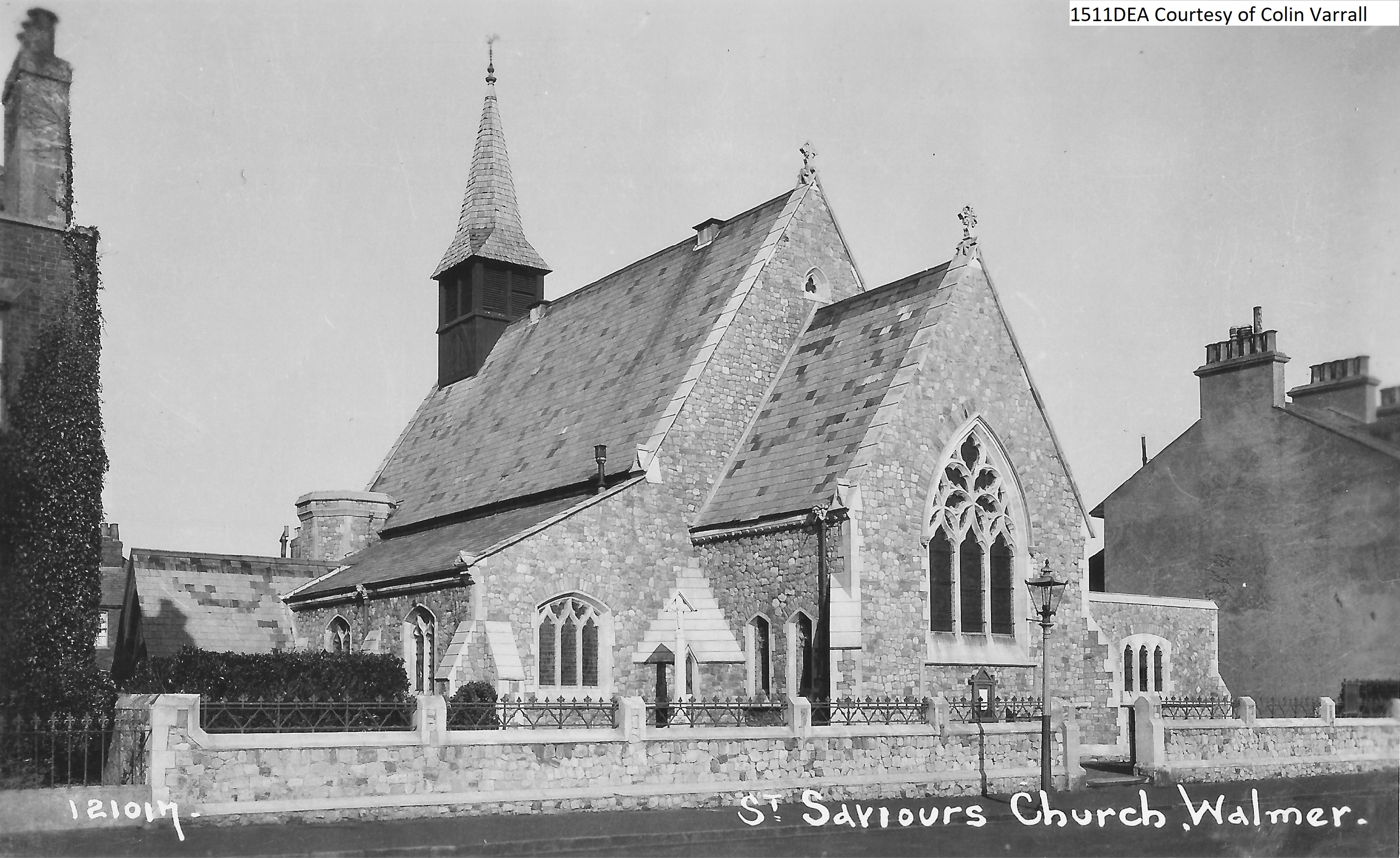 St Saviours Church Walmer