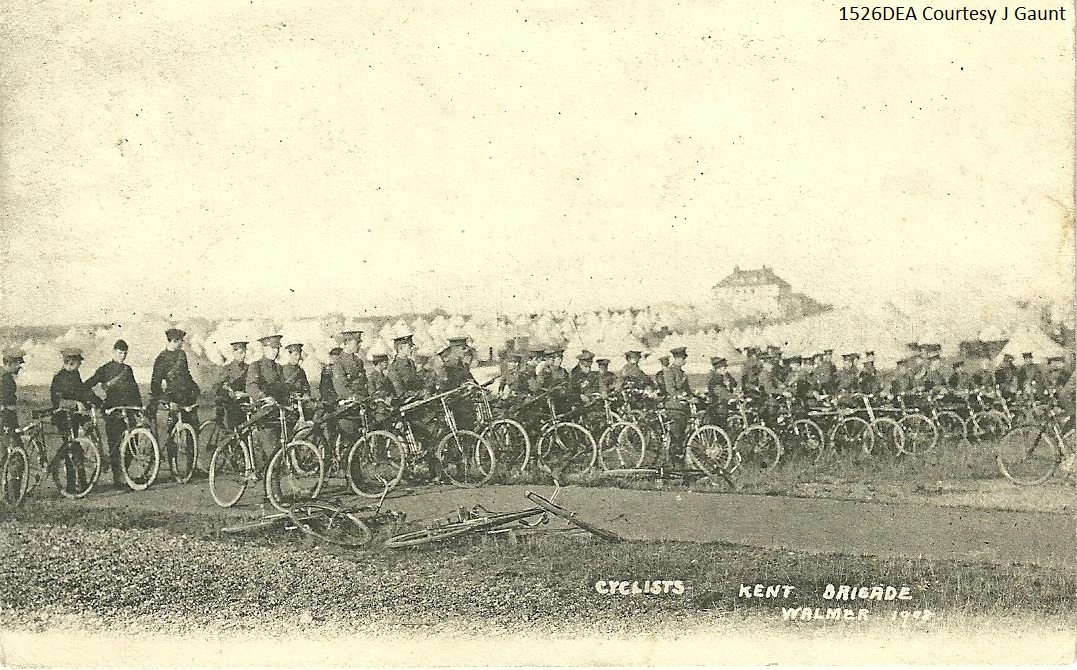 The Kent Cyclist Battalion