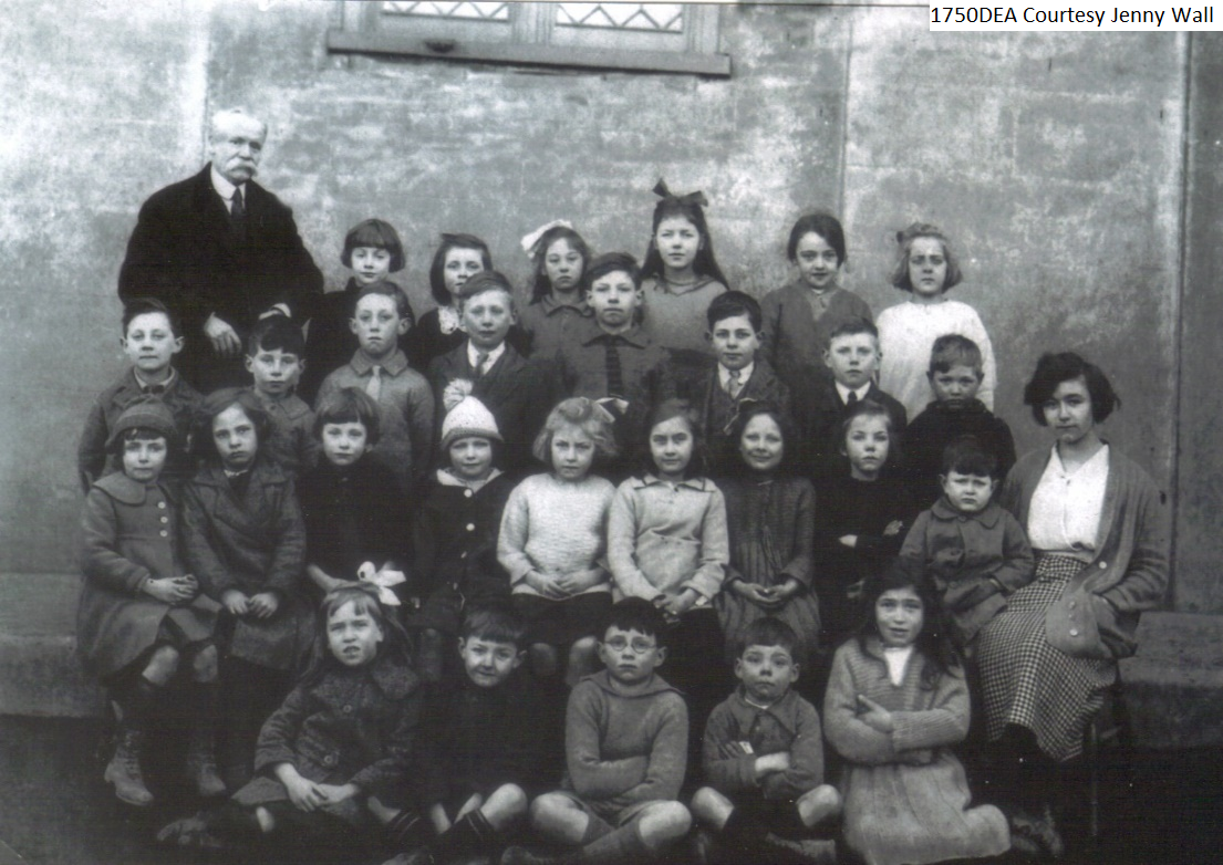 Kingsdown School Pupils