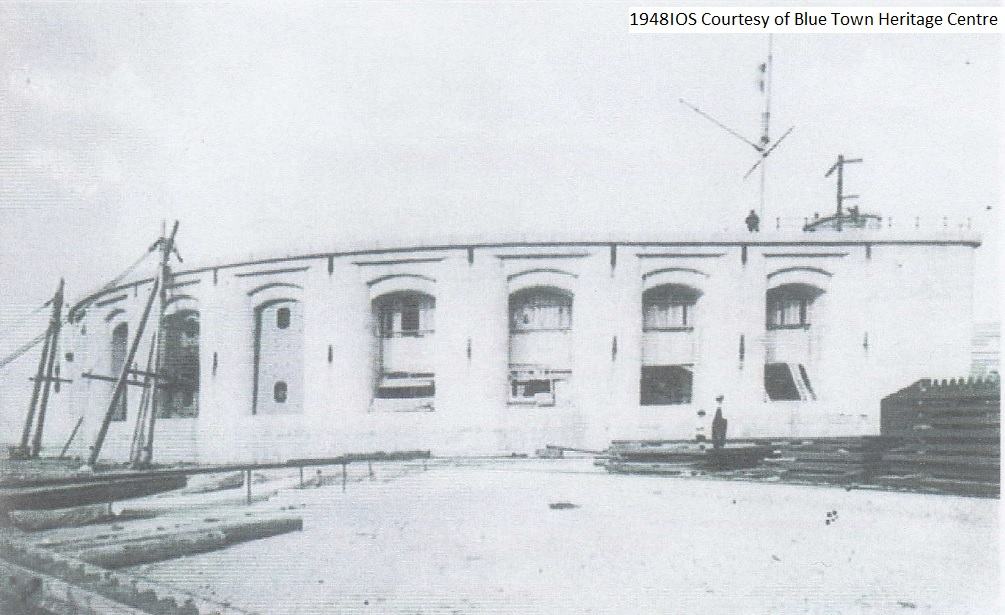 Garrison-Fort