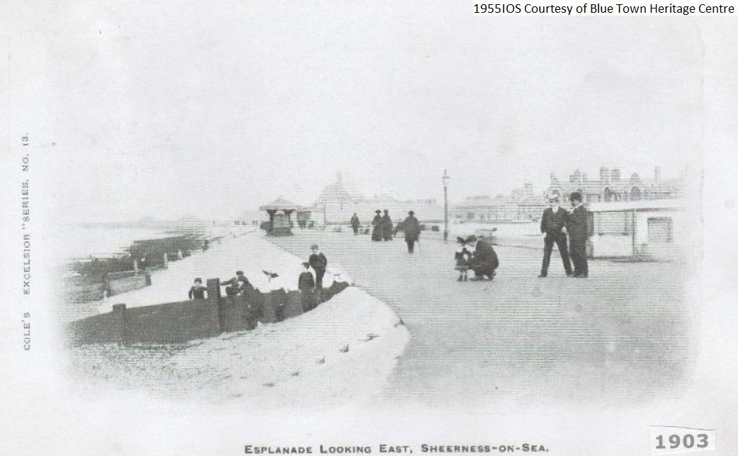 Sheerness-Promenade